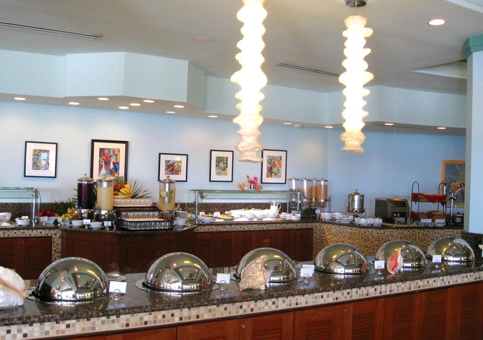 Pembois Restaurant & Terrace