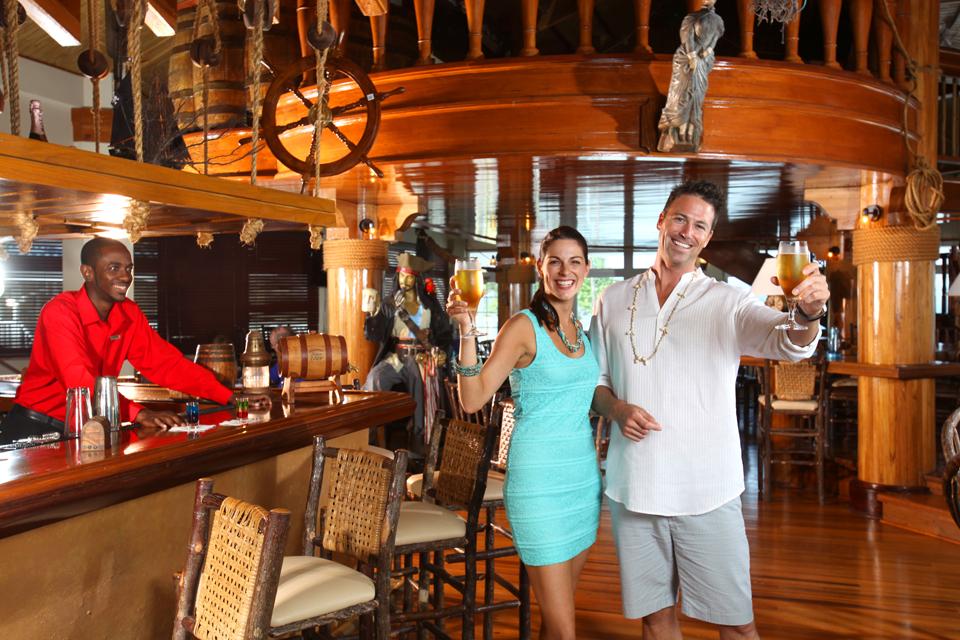 Robinson Crusoe Pub